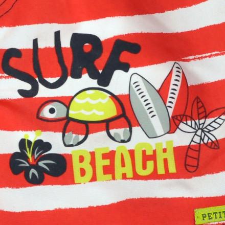 Short de bain bébé garçon Surf summer