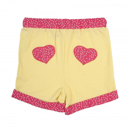 Short fille Fruity Party