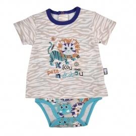 Body T-shirt bébé garçon Kikou