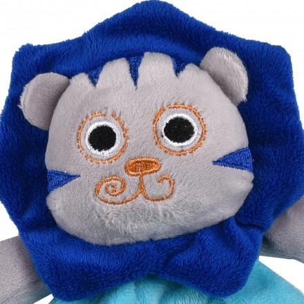 Doudou plat bébé garçon Kikou