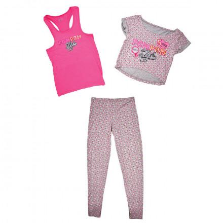 Pyjama 3 pièces Banga