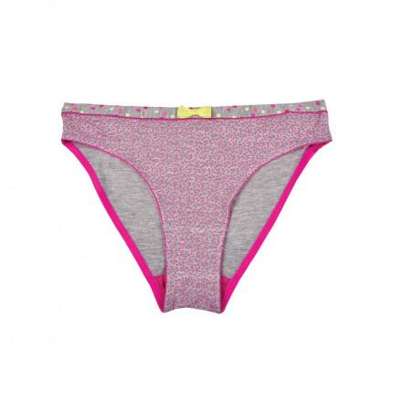 Culotte fille Banga Pois rose