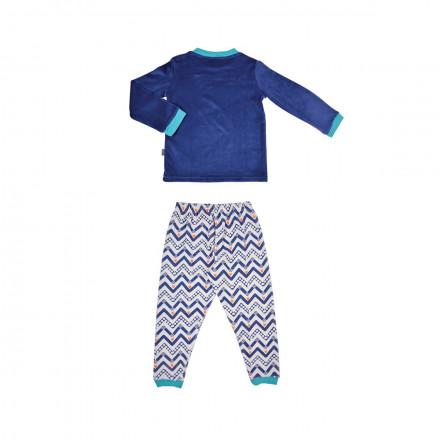 Pyjama garçon manches longues ski resort