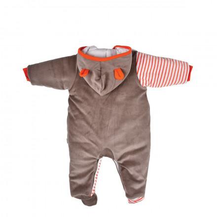 Combi pilote bébé garçon Kipic
