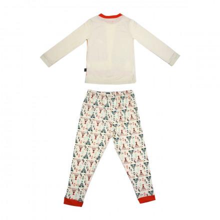 Pyjama garçon manches longues Petit Indien