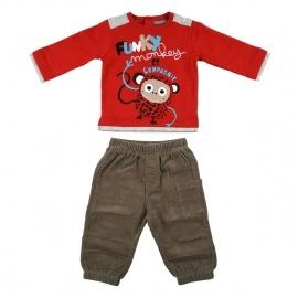 Ensemble bébé garçon Tshirt + Pantalon Thais