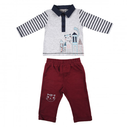Ensemble Polo + Pantalon Timmy