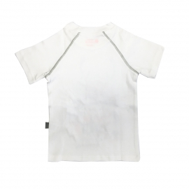 Tee shirt garçon manches courtes Selfie Artic boy