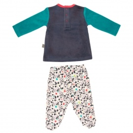 Ensemble bébé garçon t-shirt + pantalon Wish