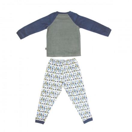 Pyjama garçon manches longues Adventure