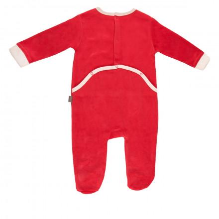 Grenouillère bébé mixte Super Noël
