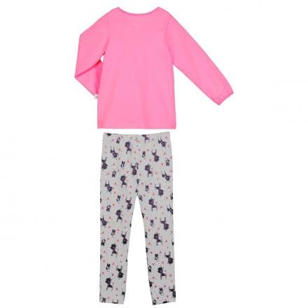 Pyjama fille manches longues Magic