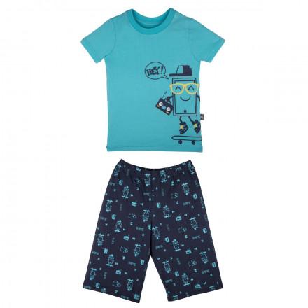 Pyjama garçon manches courtes Funny Game