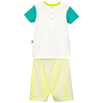 Ensemble t-shirt et short bébé garçon Nino