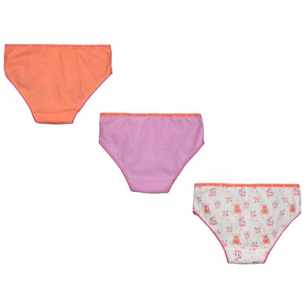 Lot de 3 culottes fille Pretties