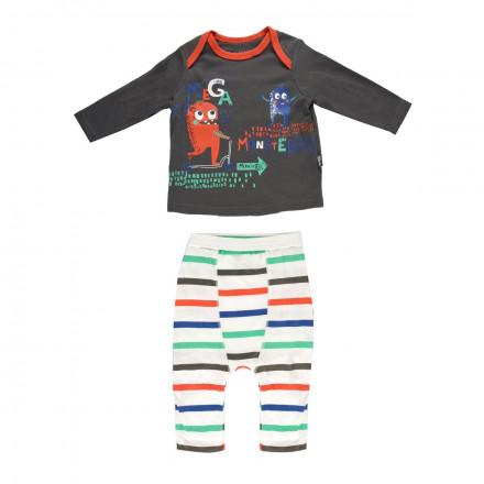 Pyjama bébé garçon Mega Monster