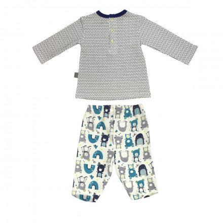 Pyjama bébé garçon Artic Bird