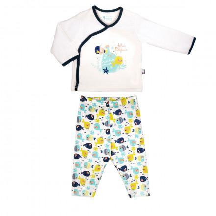 Pyjama bébé garçon Petit Poisson