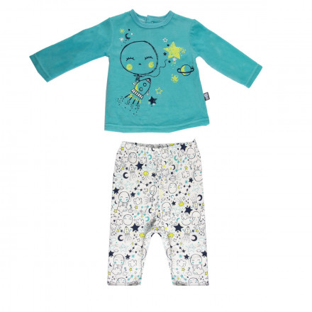 Pyjama bébé garçon Little Moon