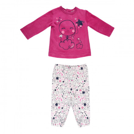 Pyjama bébé fille Poetic Moon