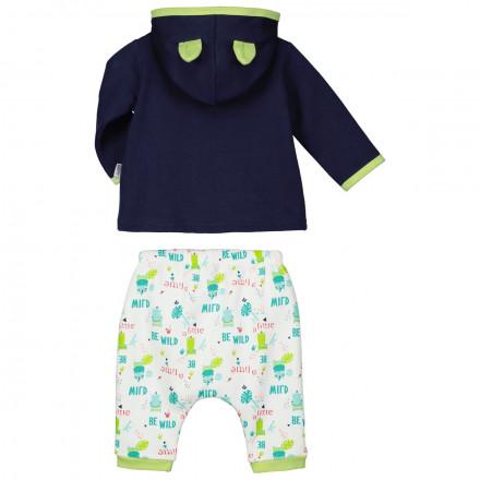 Ensemble bébé garçon t-shirt + sarouel Tropic Boy