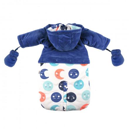 Combi pilote bébé garçon Petite Planète
