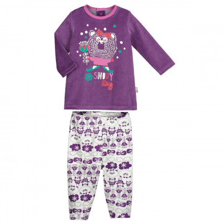 Pyjama bébé fille Snowyday