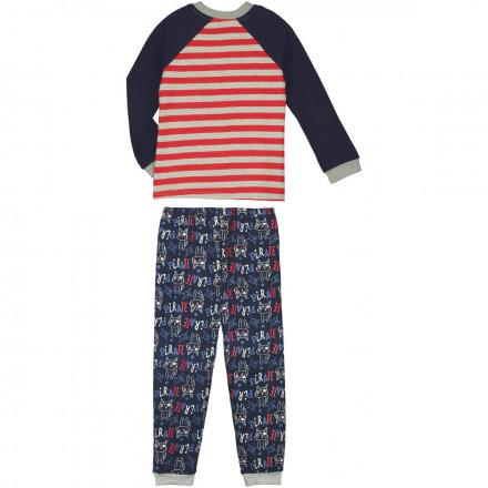 Pyjama garçon manches longues Super pirate