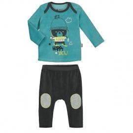 Pyjama bébé garçon Happysnow
