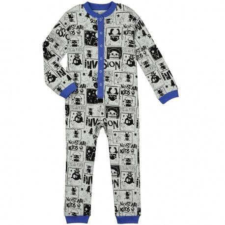 Pyjama garçon manches longues Invasion kids