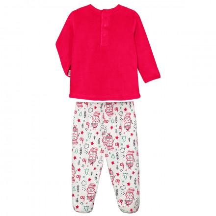 Pyjama bébé garçon Ho Ho avec pieds