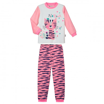 Pyjama fille manches longues Nafissa