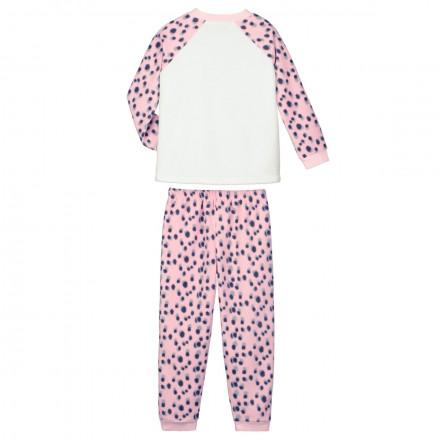 Pyjama fille manches longues Tout Doux