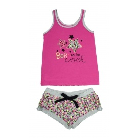 Ensemble pyjama short fille Vishali